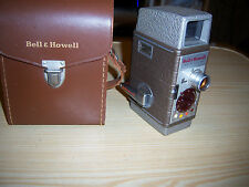 Bell & Howell Two - Fifty - Two 8mm Movie Camera with Case