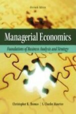 Managerial Economics by S. Charles Maurice and Christopher R. Thomas
