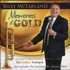 Billy Mcfarland - Memories of Gold CD (New 2014 Release)
