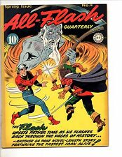 All-Flash #4 (Spring 1942, DC)