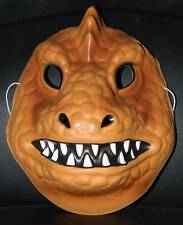 Dinosaurs Mask ! Giant Animal, Lifelike Look & Colour ! Great Item For Kids !