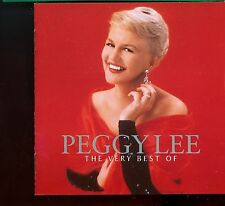 Peggy Lee / The Very Best Of Peggy Lee - MINT
