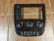 2004 Mercedes Benz ML350 AC Heat Climate Controls Used