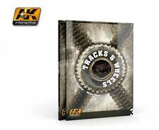 Ak Interactive AKI 274 Tracks & Wheels Guide Book - Learning Series no.3