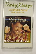 Dime Si Ta' To by Dary Darys Y La Banda Show (1991) (Audio Cassette Sealed)