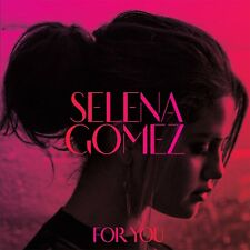 Selena Gomez - For You (CD 2014) 15 tracks Brand New and Sealed