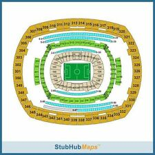 2 Copa America Centenario Final Tickets 06/26/16 (East Rutherford)