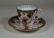 Royal Crown Derby Imari 3788 Vintage Demitasse Cup & Saucer dated 1920s D