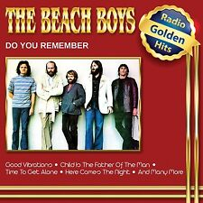 THE BEACH BOYS - DO YOU REMEMBER   CD NEU