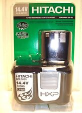 Hitachi New Genuine BCL1430 3.0Ah 14.4V Lithium Ion Battery for DS14DL WR14DL ++