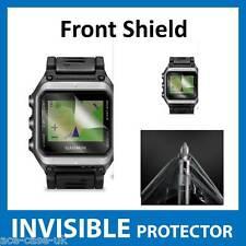 Garmin Epix Gps Reloj Invisible Frontal Protector De Pantalla Escudo Grado Militar