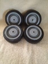 Ambulance Stretcher SET OF 4 WHEELS for FERNO -5 x 1.25