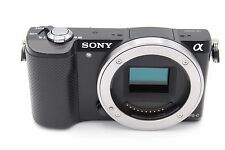 SONY ALPHA A5000 20.1MP 3''SCREEN MIRRORLESS DIGITAL CAMERA - BODY ONLY