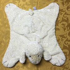 Baby GUND Comfy Cozy Lamb Security Blanket Soft Plush 5865 Easter Lovey Sheep