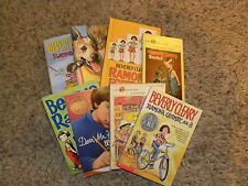 Lot 8 BEVERLY CLEARY BOOKS  Ramona, Henry, Socks, Strider HARDCOVER & PAPERBACK