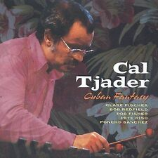 FREE US SH (int'l sh=$0-$3) NEW CD Cal Tjader: Cuban Fantasy Live, Original reco