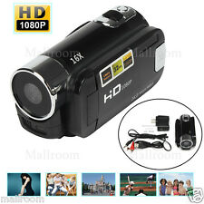 2,7 Zoll HD Kamera 1080P 16MP Video Camera LCD 8X Zoom Camcorders Recorder DV