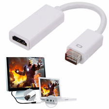 Mini DVI to HDMI Adapter Converter Cable for iMac Mac MacBook Top Selling 18RN
