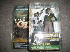 mcfarlane twisted land of oz the wizard figure