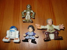 JOB LOT OF STARWARS FIGURE