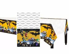 Lego Batman Movie Table Cover Child's Birthday Decorations Party Supplies Favors