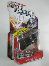 TRANSFORMERS PRIME ROBOTS IN DISGUISE DECEPTICON VEHICON RID HASBRO