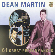 Dean Martin : 61 Great Performances: the Magic Memories/Everybody Loves Somebody