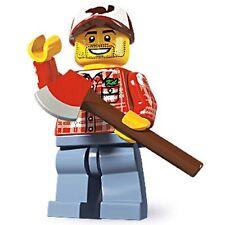 Lego Minifigures Series 5 LUMBERJACK  8805 In Factory Sealed Package.