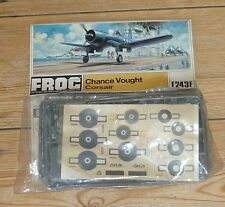 1972 Frog 1/72 Chance Vought Corsair (F243F Bagged)