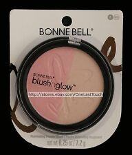 BONNE BELL Blush 'n Glow #955 SUN BLUSHED ROSE  Illuminating POWDER BLUSH New!
