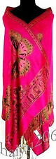 New Chinese Women's Pashmina&Silk Double-Side Butterfly Scarves Shawl/Scarf Wrap