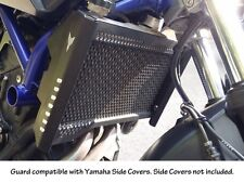 Yamaha MT-07 Radiator Guard FZ-07 Rad Cover 2014 2015 2016 2017 .
