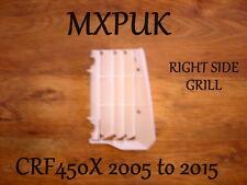 Crf450x Lado Derecho Radiador Parrilla Guard Nuevo Crf 450x 19033-mey-670 (154)