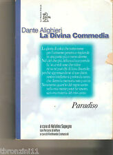 La Divina Commedia. Paradiso di Dante Alighieri - 1997 - SCOLASTICO