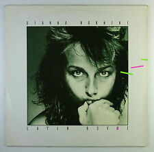 """12"""" LP - Gianna Nannini - Latin Lover - L7498 - washed & cleaned"""