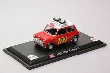 MINI COOPER S RALLY MONTE CARLO 1967 1/43