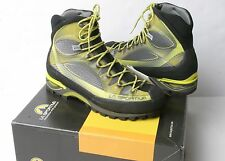 La Sportiva Men Trango Cube GTX Trail Running Hiking Shoe (42) Green