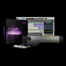 Avid Pro Tools HDX with HD I/O 16x16 Analog with Protools 12 HD Software