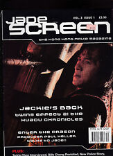 Jade Screen Magazine Hong Kong Movies Jackie Chan Vol 3 #1