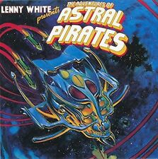 NEW CD Album Lenny White Adventures Of Astral Pirates (Mini LP Style Card Case)