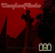 TEMPLE OF SOULS VOL.1 CD 2016 Das Projekt PLASTIQUE NOIR