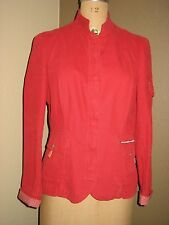 OILILY Women's Red Jacket Size 40 Red Excellent Condition!!!