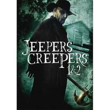 JEEPERS CREEPERS 1 & 2 - 2 DVD  WIDESCREEN SET - SHIPS 1st CLASS MAIL NEXT DAY