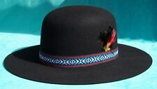 """JIMI HENDRIX, BILLY JACK, INDIAN JOE"" HAT SMALL"