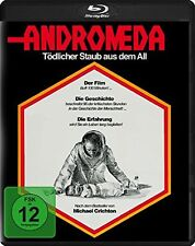 Andromeda - Tödlicher Staub aus dem All [Blu-ray](NEU/OVP) von Robert Wise