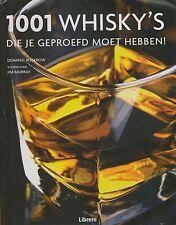 """VINTAGE WHISKY'S : """" 1001 Whisky's die je geproefd moet hebben """" LIBRERO."""