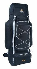 Large Camping Travel Hiking Rucksack Back Pack Bag Backpack Day 80L 100L 120L