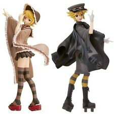 FREEing Kagamine Len and Kagamine Rin (Senbonzakura Versions) PVC Figure Set