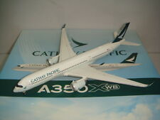 "JC Wings 400 Cathay Pacific Airways CX A350-900 XWB ""2015s New color"" 1:400"
