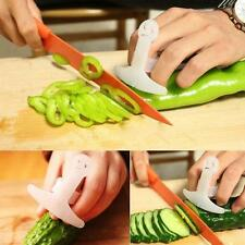 Smile Face Knife Palm Rest Finger Protector Hand Guard Cut Vegetable